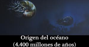 Origen-oceano